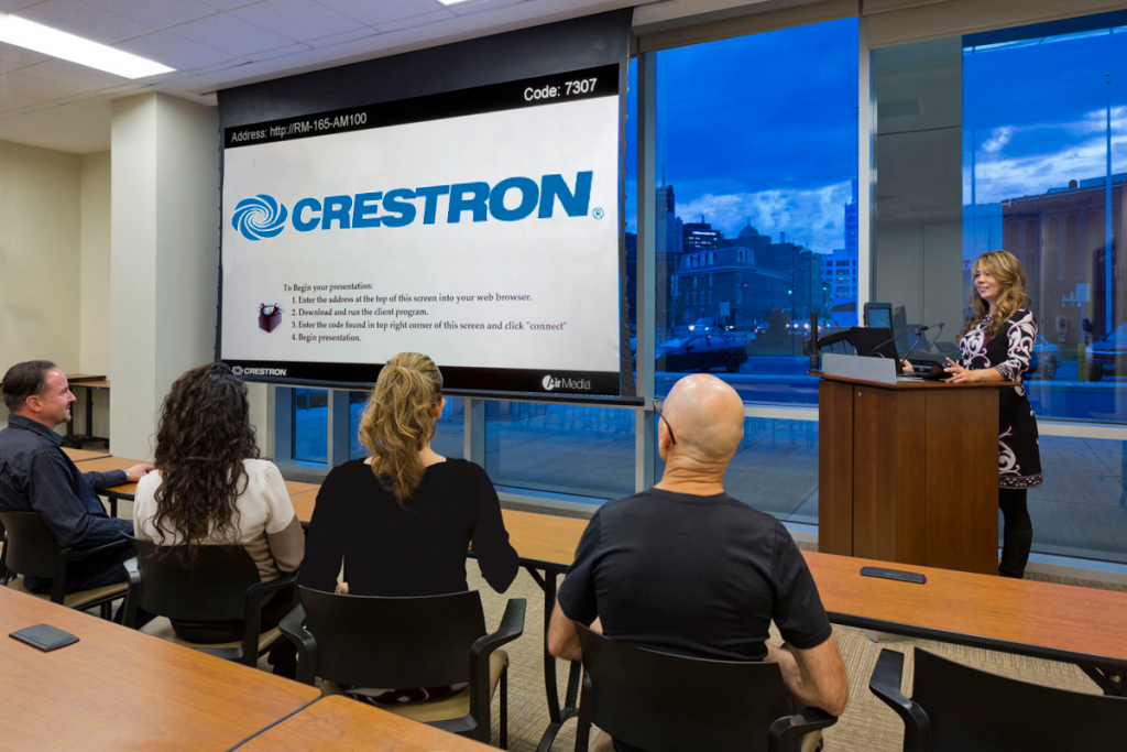 Ronco Crestron Training