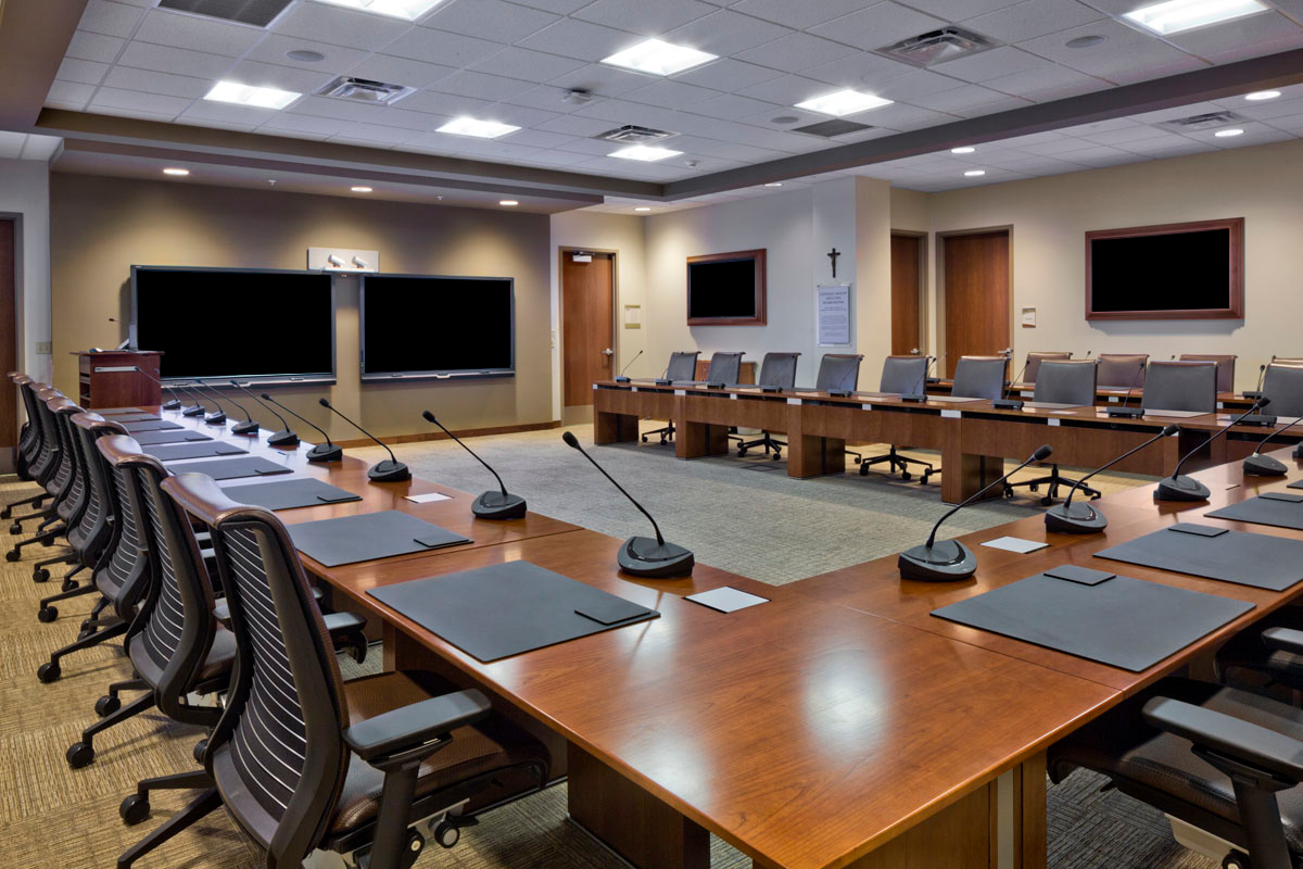 Ronco Conference Room Systems for Audio Video Systems