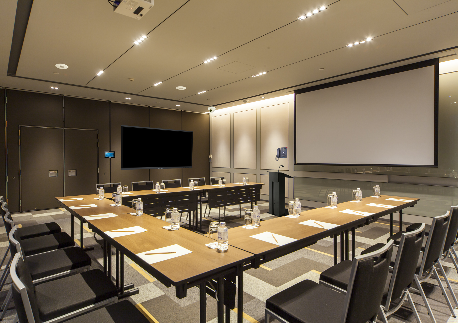Ronco Conference Systems for Business Communications