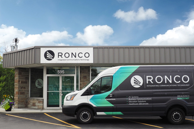 Ronco is headquartered in Buffalo, NY