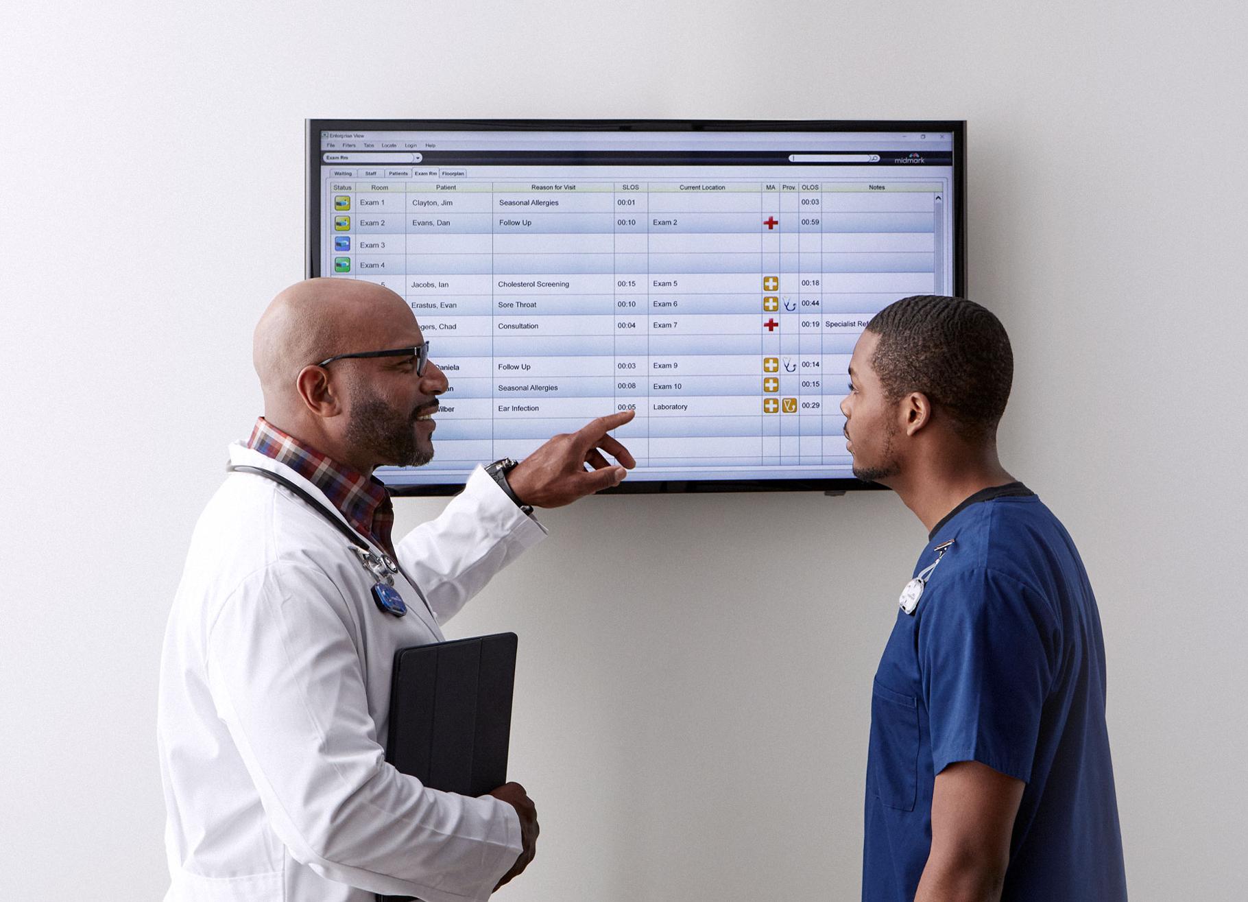 Ronco Healthcare-Grade TVs