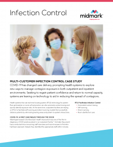 Midmark RTLS for Infection Control - Case Study